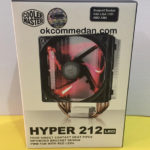 Coolermaster Hyper 212 LED Kipas pendingin processor