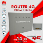 Huawei B315 4G Wireless Home Router
