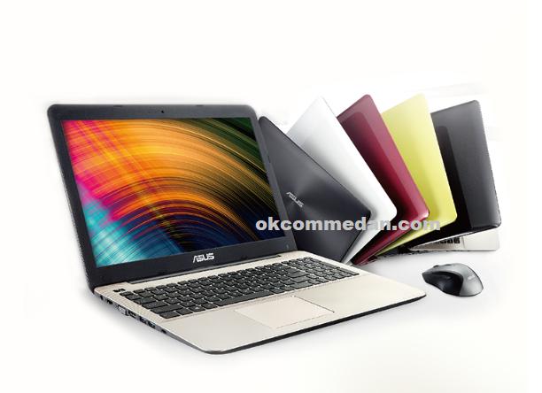 laptop asus x555bp amd