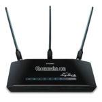 Dlink Dir619L Wireless Router 3 antena