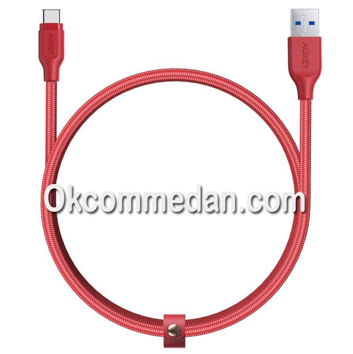 Aukey CB-AC1 Kabel USB 3.1 Gen 1 ke USB-C