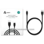 Jual Aukey CB-Cd4 Kabel USB 3.0 ke USB-C