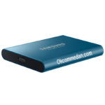 Samsung SSD External T5 250 Gb Bergaransi