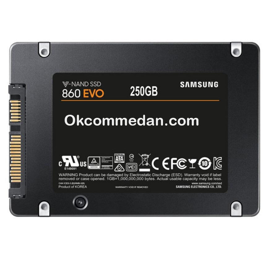 Harga Samsung SSD 250 Gb 860 Evo