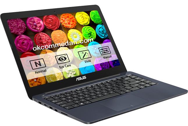 asus laptop e402wa baru