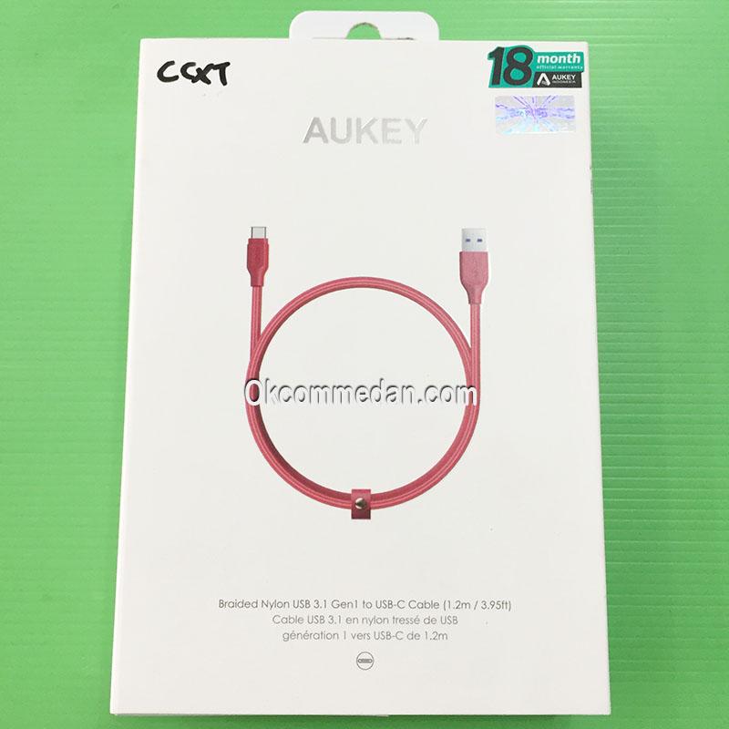 Harga Aukey CB-AC1 Kabel USB 3.1 Gen 1 ke USB-C