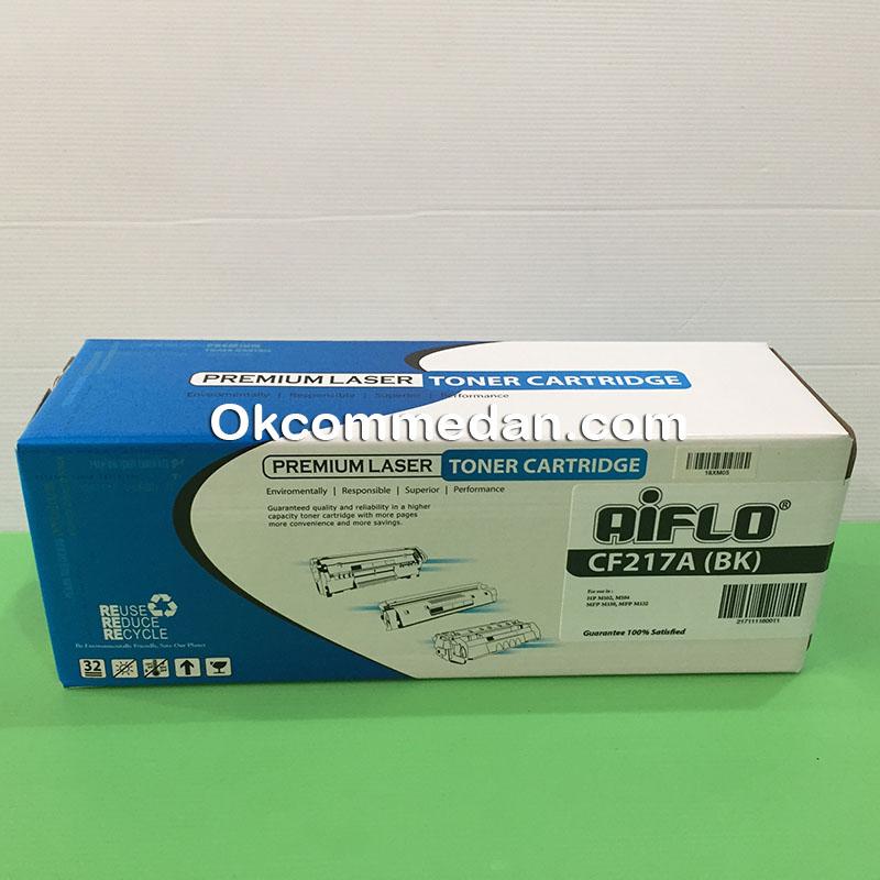 Aiflo Kompatibel Toner untuk HP Cf217a