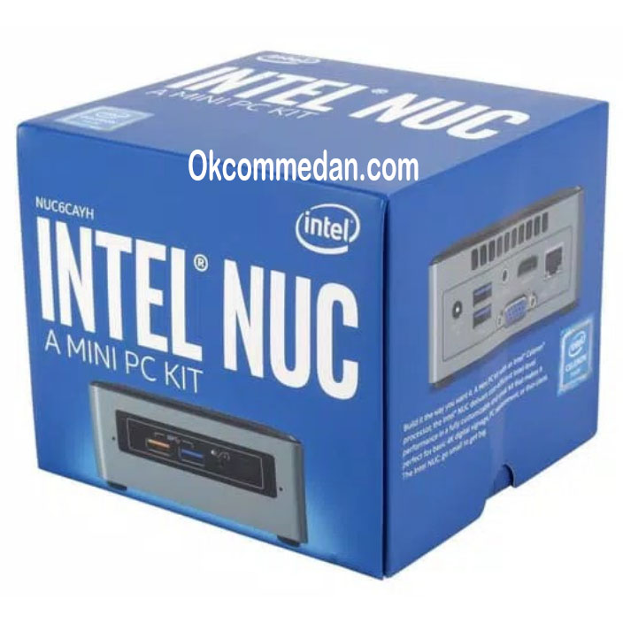 Jual Mini PC Intel NUC6Cayh  Intel celeron