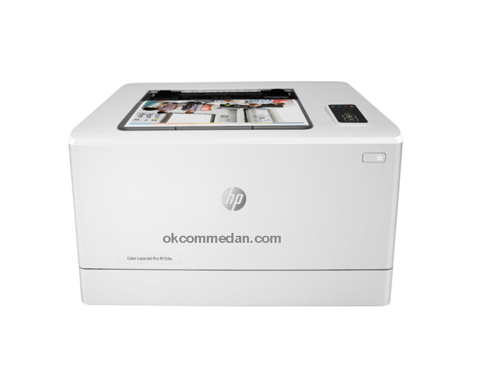hp printer laserjet m154a depan