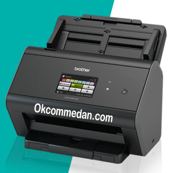 Brother ADS-2800w Wireless Scanner Bergaransi