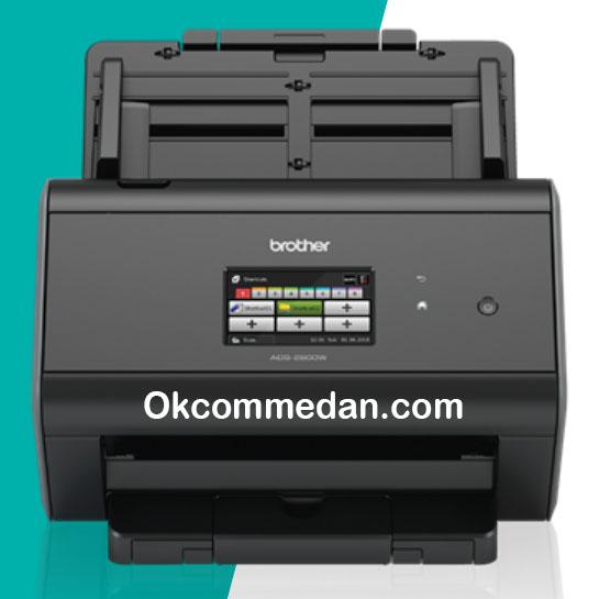 Brother Scanner ADS-2800w Wireless Bergaransi