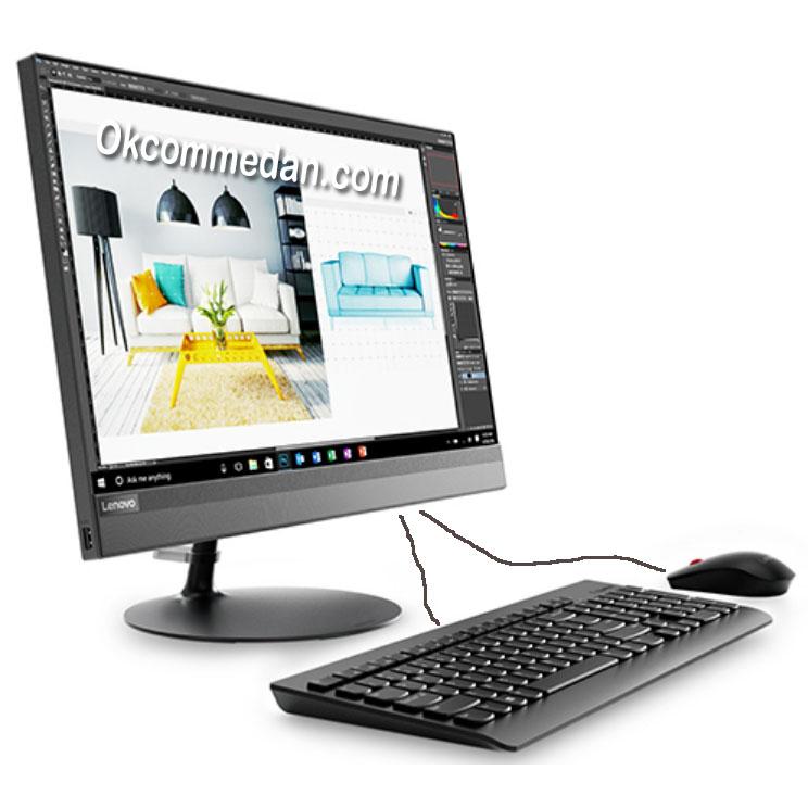 Lenovo PC Aio 520-22ikl Intel core i5 touch screen