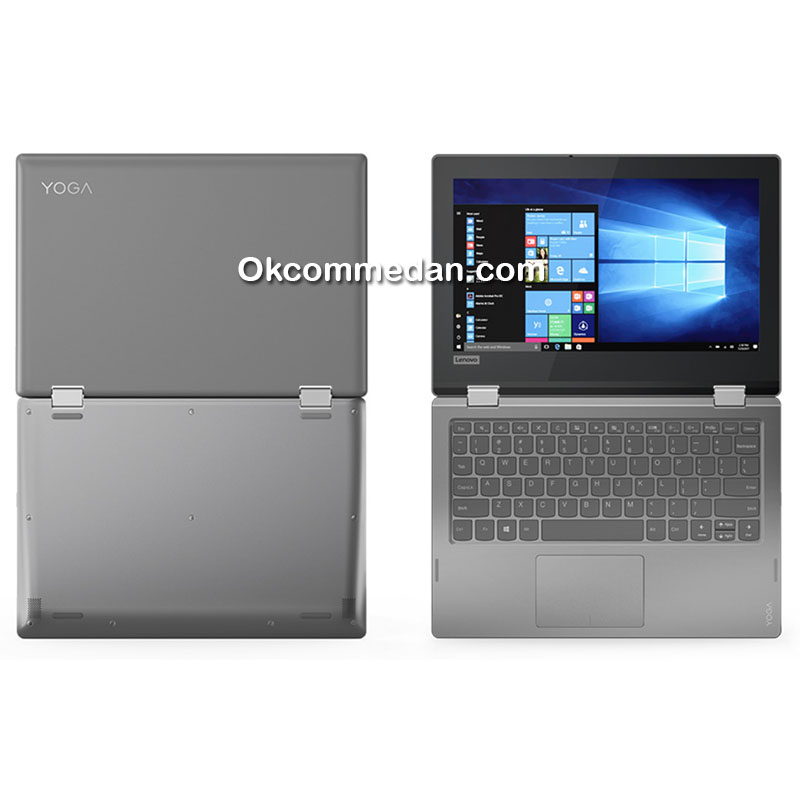 Jual Notebook Lenovo Yoga 330-11IGM Intel Celeron