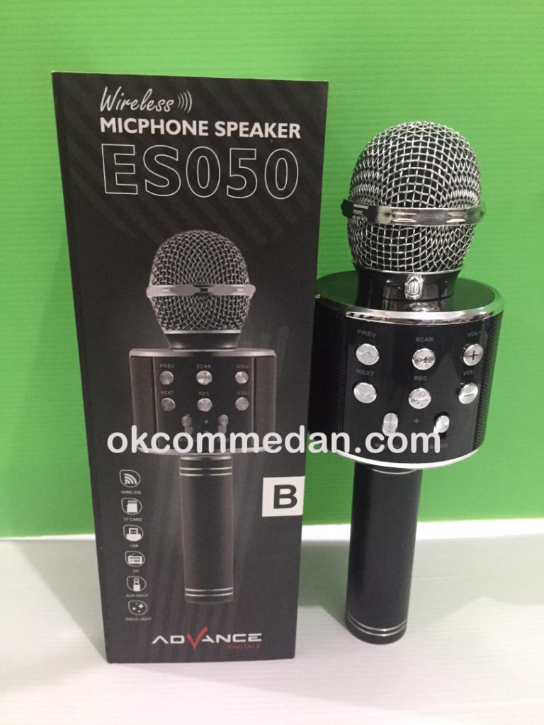 microphone wireless advance