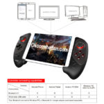 Gamepad Ipega 9083 Bluetooth