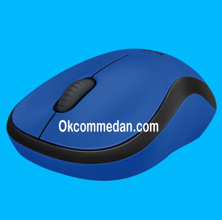 Harga Logitech M221 Wireless Mouse Silent