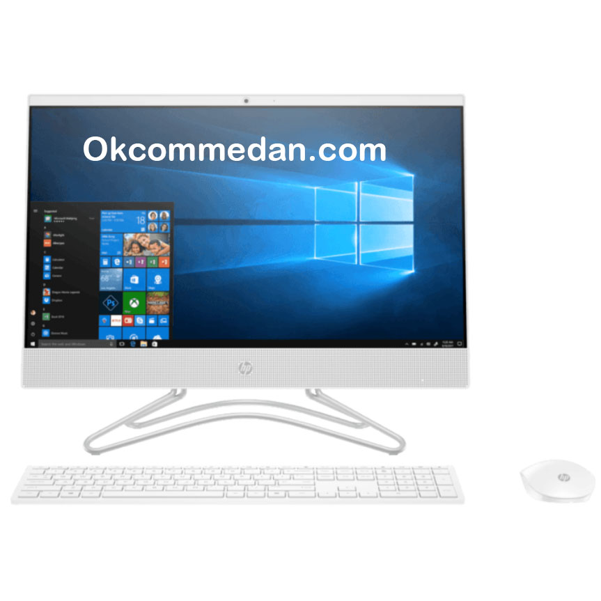 HP 22-C0052L PC All in one intel core i5 8250u