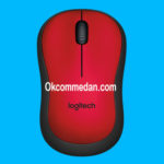 Logitech M221 Wireless Silent Mouse