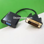 Jual Kabel Konverter DVI-D 24+1 ke VGA