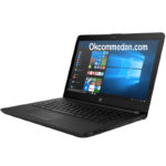 Hp14-Bs743tu Laptop intel core i3 6006u Win10