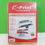 Jual Plastik untuk Laminating Ukuran KTP Merek E-Print