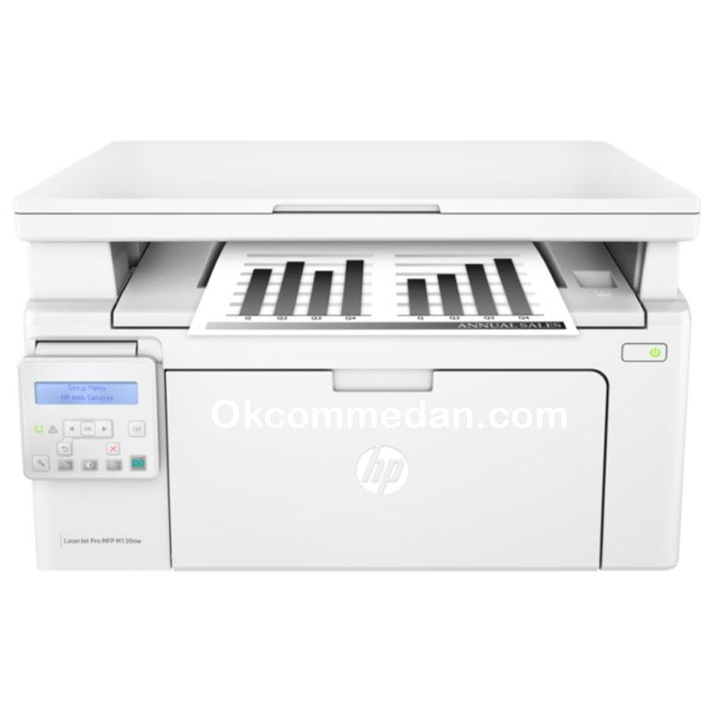 Printer HP Laserjet Pro M130nw Multifungsi