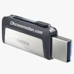 Flash Drive Sandisk Ultra Dual Drive USB Tipe-C 16 Gb