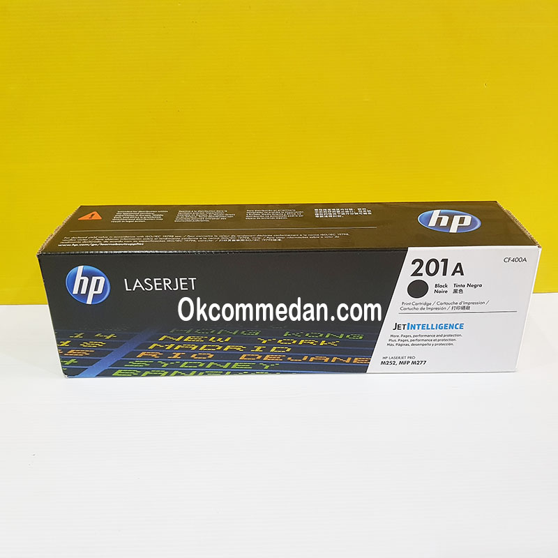 Toner Catridge HP 201a Black ( CF400a )