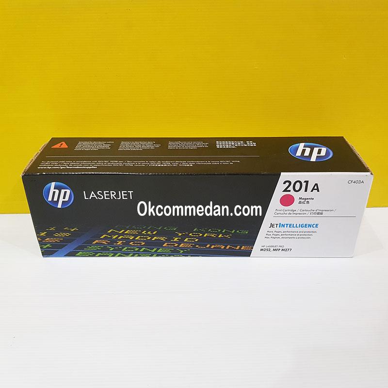 HP Toner Catridge 201a Magenta ( CF403a )