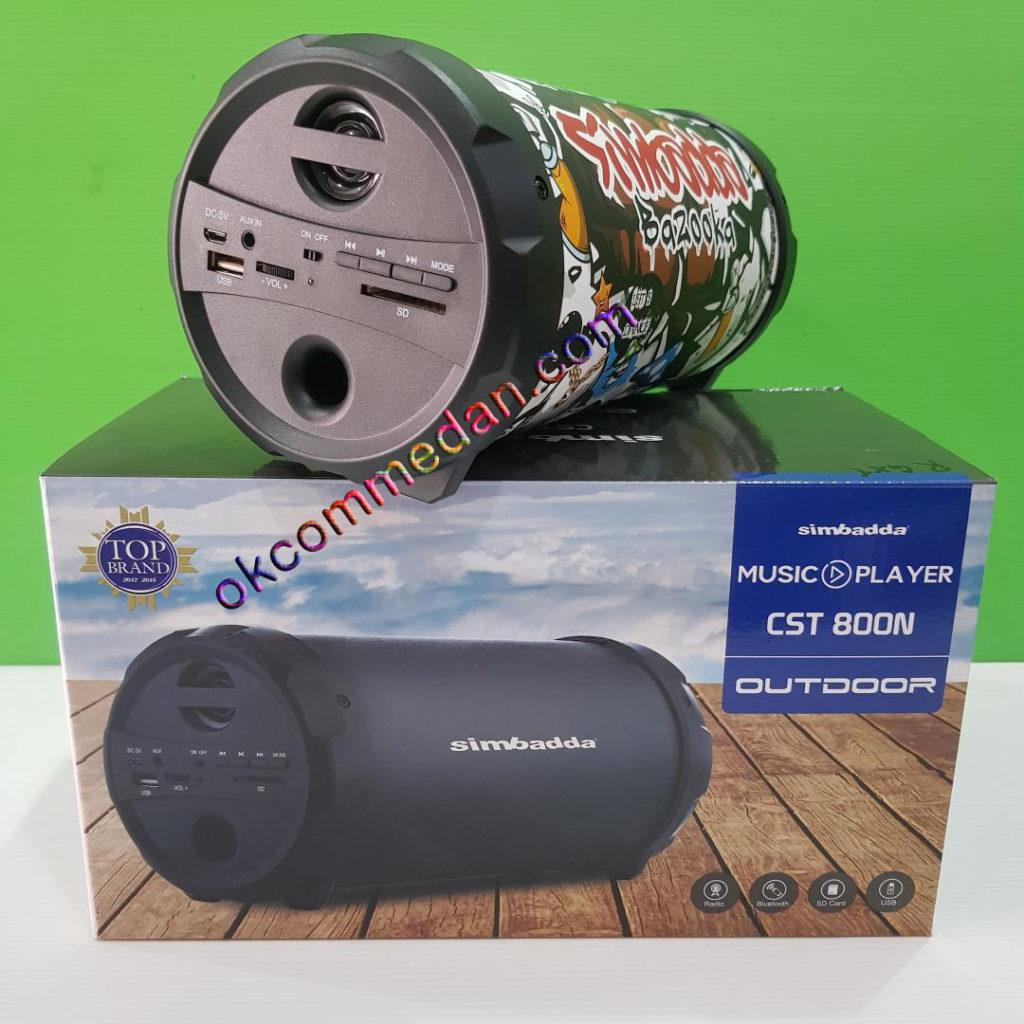 speaker simbadda graffiti cst800n outdor