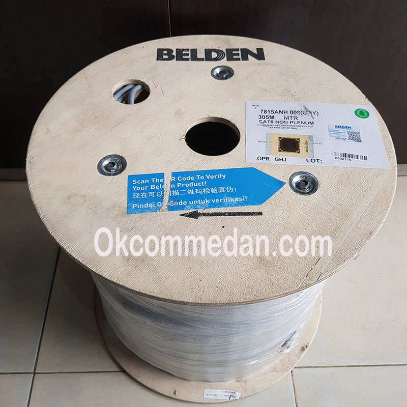 Belden Kabel STP Cat 6 ( 7815anh )
