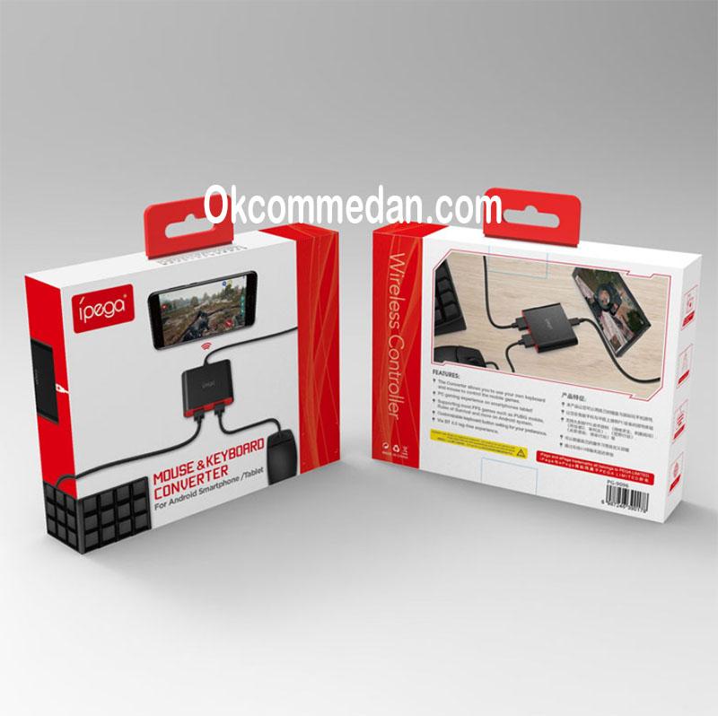 Jual IPega PG 9096 Bluetooth keyboard dan mouse konverter