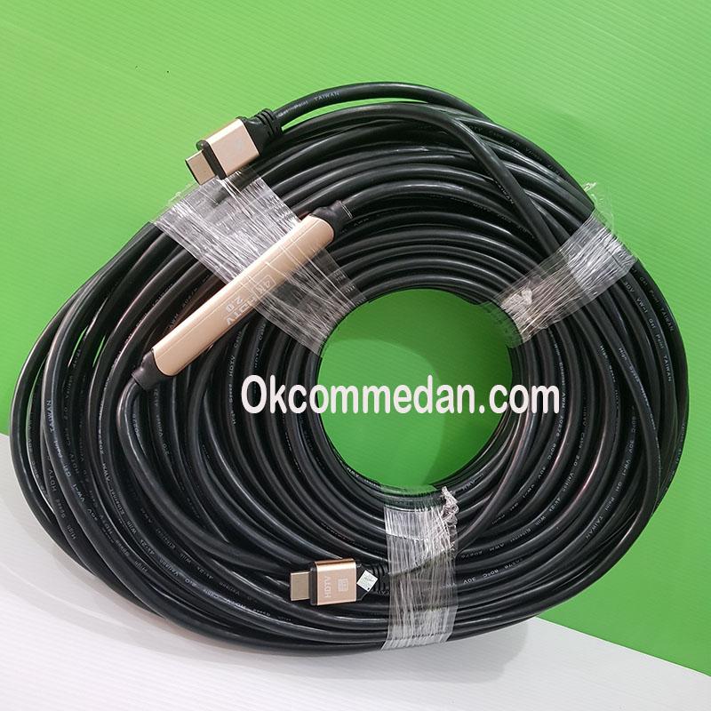 Kabel HDMI 4K Panjang 50 meter Berkualitas