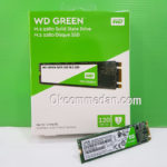 WD Green SSD M.2 2280 120 Gb