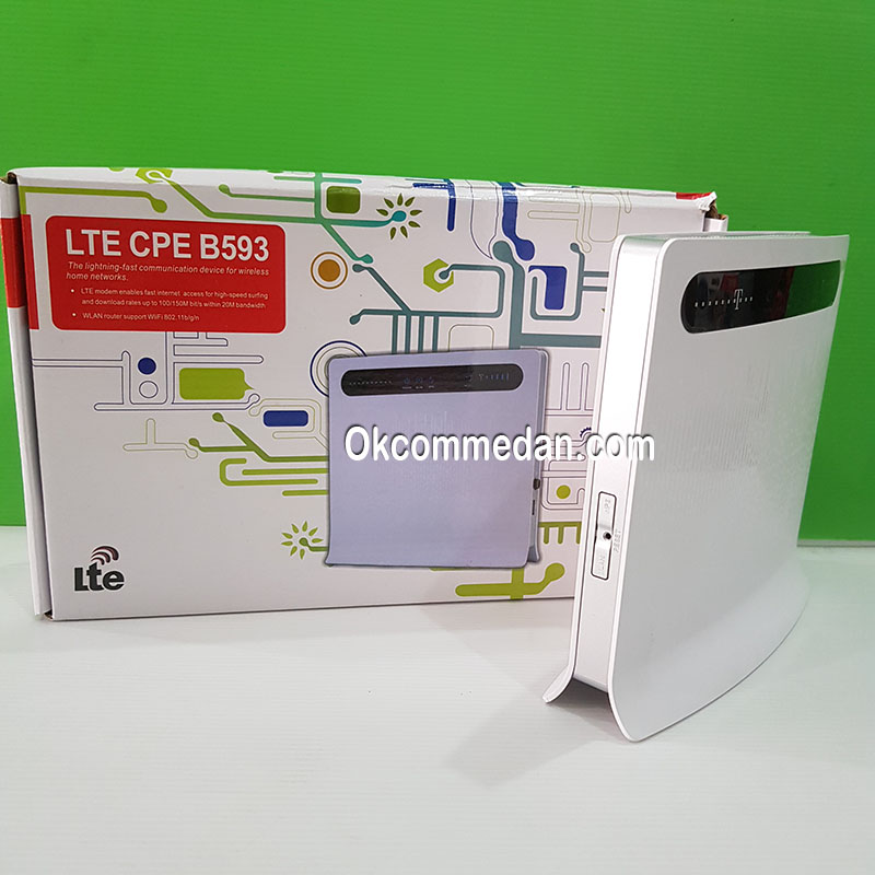 Huawei B593 Home router 4G LTE Wireless