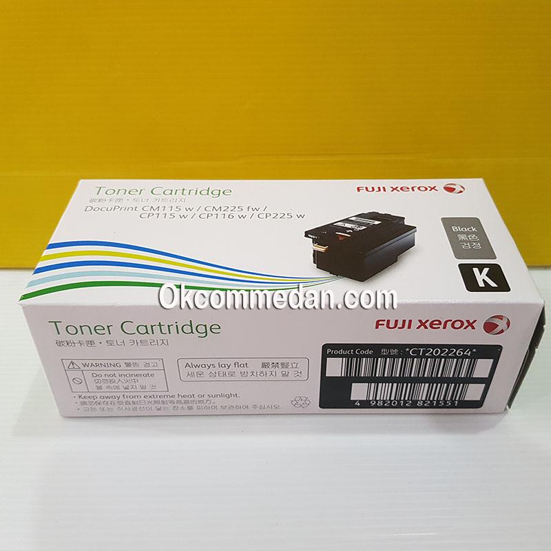 Fuji Xerox Toner Catridge CT202264 Black