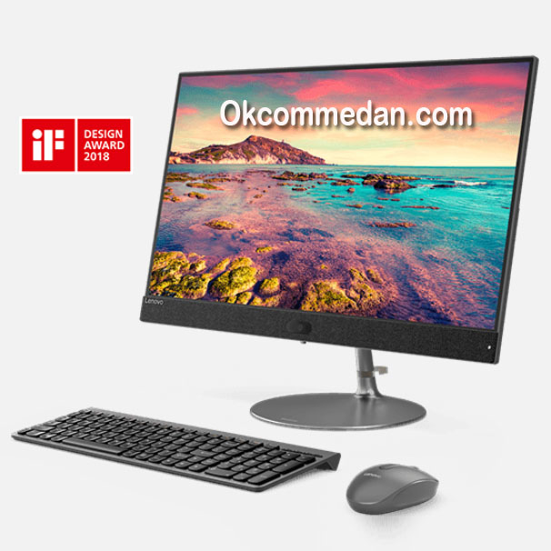 Lenovo AIO 730s-24ikb PC All in one intel core i7 8550u