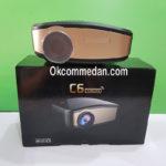 Projektor Mini Cheerlux C6 Wireless