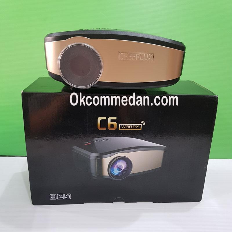 Cheerlux C6 Wireless Projektor