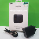 Jual Aukey PA T17 Wall charger 3.0 1 port