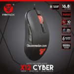 Jual Fantech Mouse Gaming X12 Cyber