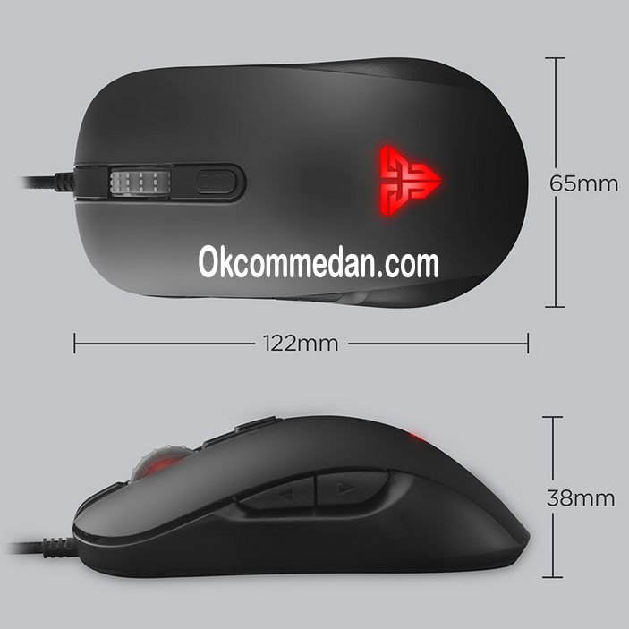 Fantech Mouse Gaming X12 Cyber