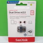 Sandisk Flash drive OTG Ultra Dual Drive 128 Gb