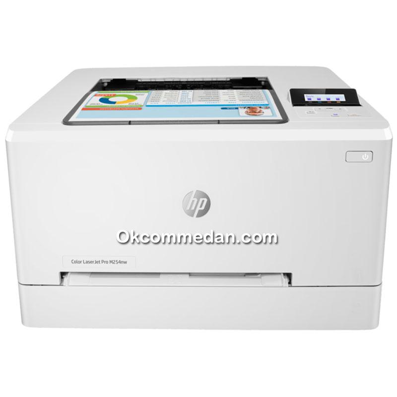 HP M254nw Printer Color Laser jet Wifi dan Ethernet A4