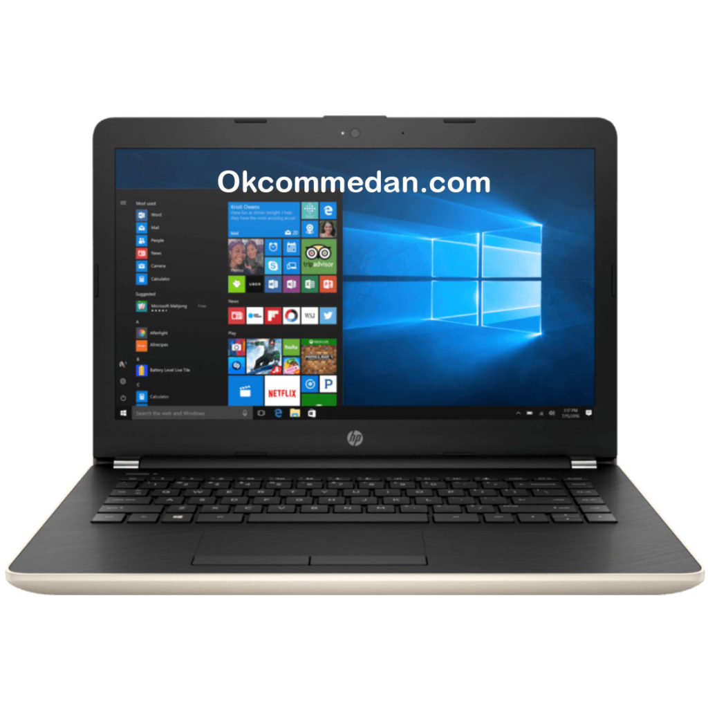 HP14 Bs753tu Laptop Intel Celeron N3060