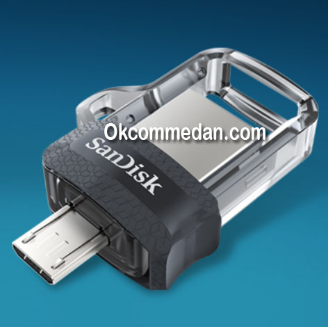 Sandisk Flash drive Ultra Dual Drive m3.0 128 Gb