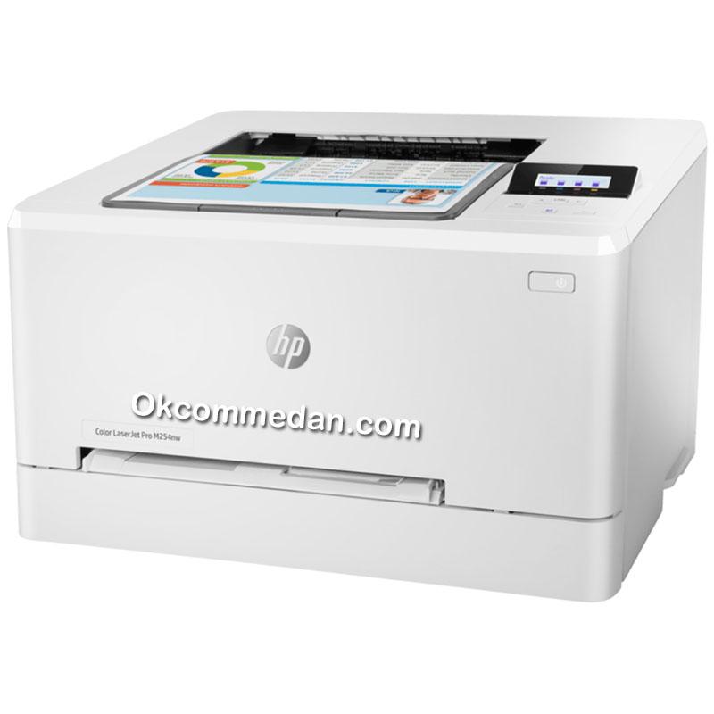 Jual HP M254nw Printer Color Laser jet Wifi dan Ethernet A4