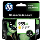 Ink Catridge HP 955XL Yellow