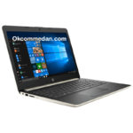 Laptop HP14 CK0007tx intel core i3 7020u VGA