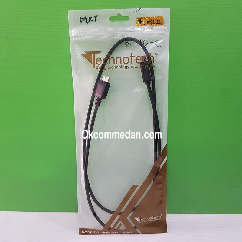 Kabel USB Micro B ke USB Tipe C untuk harddisk external